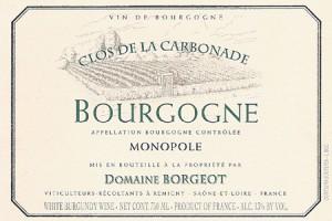 Bourgeot Monopole